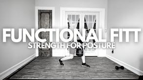 Functional FITT: Strength for Posture 02