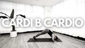 CARDI B CARDIO