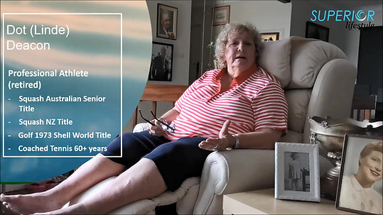 Dot (Linde) Deacon Video Testimonial