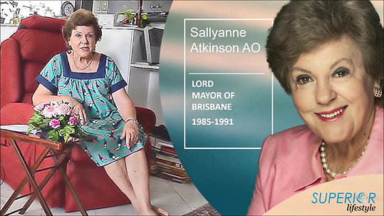 Sallyanne Atkinson Video Testimonial Superior Lifestyle