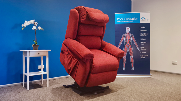Our Deluxe Lift Recliner Chair