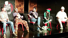 Improv Show with Costume: Jerry Valasky