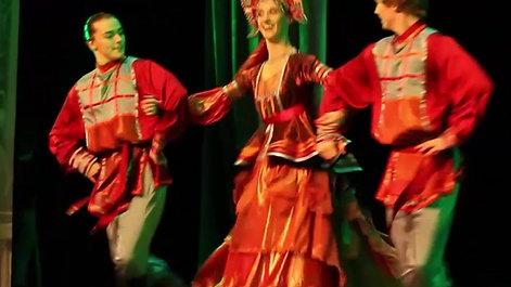 Casse-Noisette - Russian dance