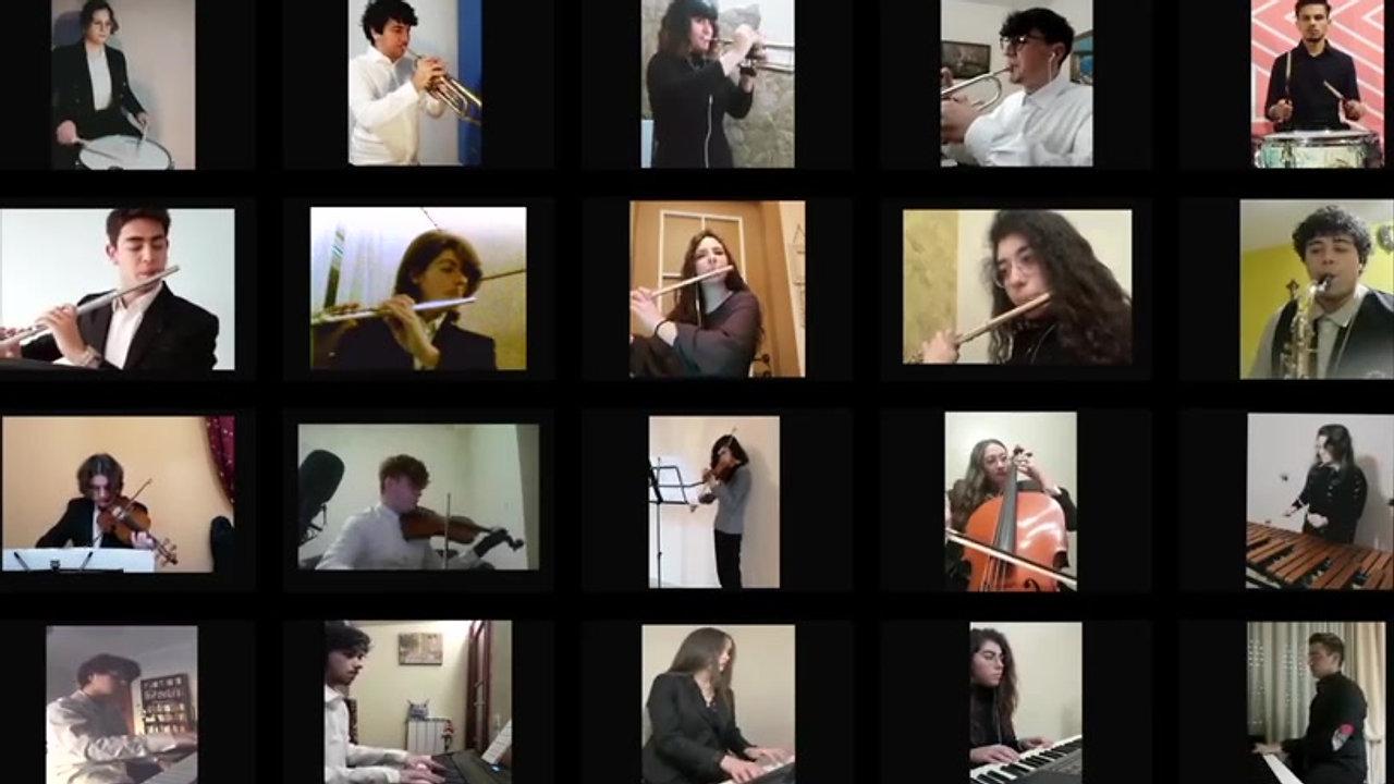 Un Museo a Cielo Aperto - Liceo Musicale