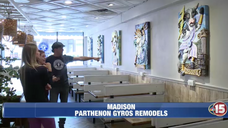Parthenon Gyros Remodels - Madison Originals