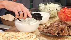 Parthenon Gyros on The Restaurant Show