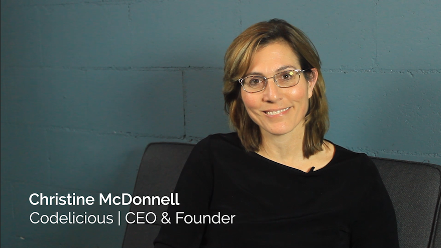 Christine McDonnell, Co-Founder & CEO, Codelicious