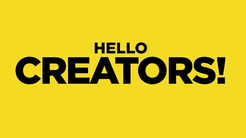 CREATORS CHECK-IN