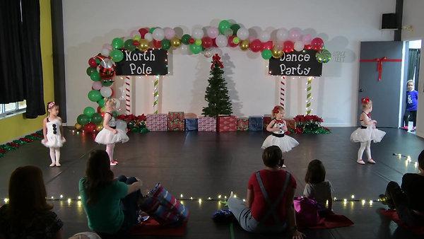 5pm Preschool Combo/Little Joules Ballet/Jazz/Tap
