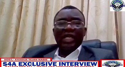 Dr. Richard Konteh Talks About His Service for Sierra Leone