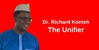 Richard Konteh, The Unifier