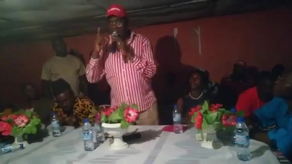 Dr. Richard Konteh Declares His Candidacy for the APC Party