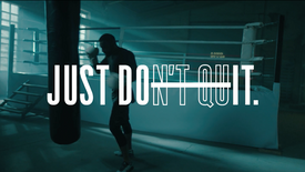 NIKE - JUST DONT QUIT |ZAUR DZHAVADOV|