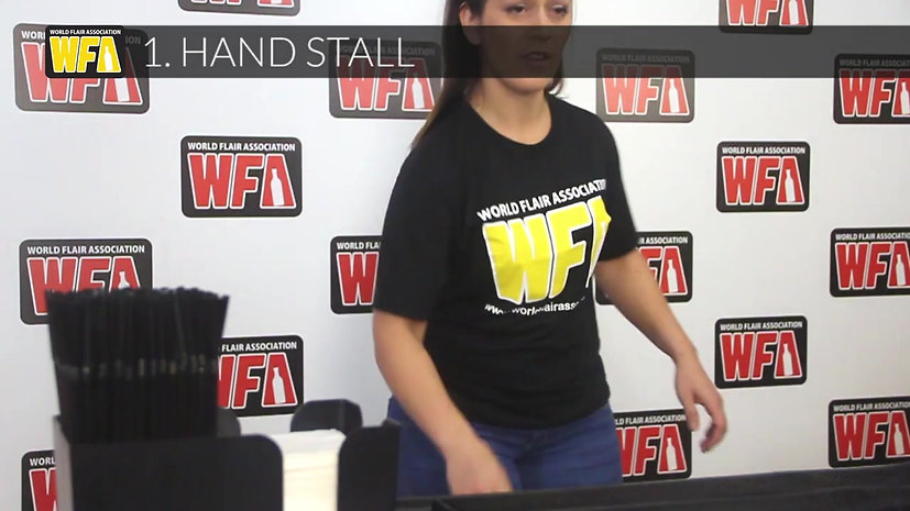YELLOW WFA GRADING WORKING FLAIR
