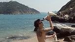 香港花式調酒課程導師練習丨HIDE SIR 2 Tins 2 Bottles Exhibition丨WALNUT IRON