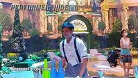 香港花式調酒表演丨大型電視節目綵排片段丨WALNUT IRON
