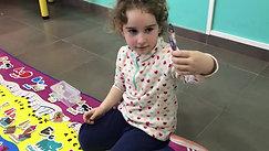 Clase de infantil (Aprendiendo la ropa)