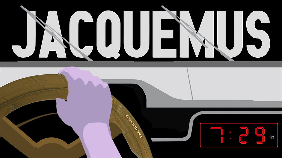 JACQUEMUS JOURNEY