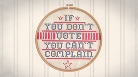 Real Complainers Vote