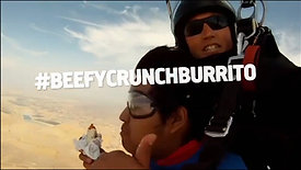Taco Bell Skydive