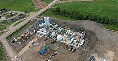 Montauk Galveston Hi-BTU Gas Plant