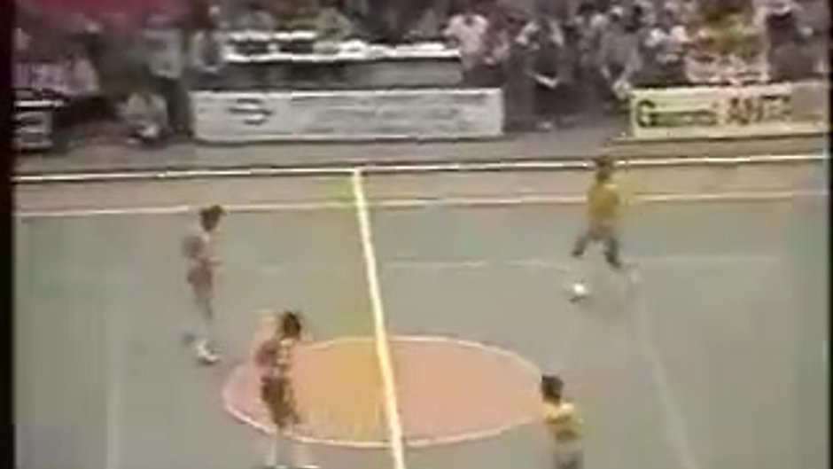 1982 1st World Indoor Soccer Championship pt. 2