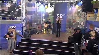 Sing dieses Lied - SR Live vor Ort
