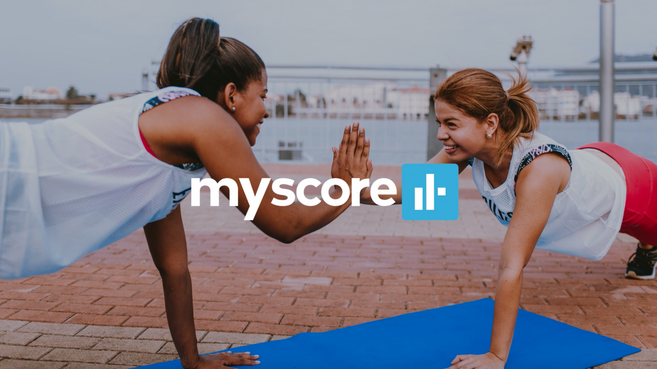 Stay connected with myscoreit