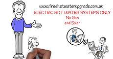 Free Hot Water Upgrade