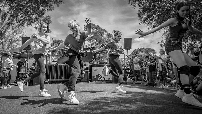 Movement Zone Dance