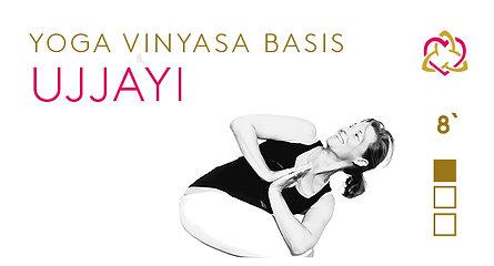 Vinyasa-Basis Ujjayi
