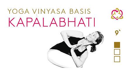 Vinyasa-Basis Kapalabhati