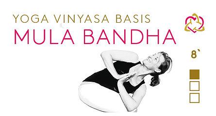 Vinyasa-Basis Mula Bandha