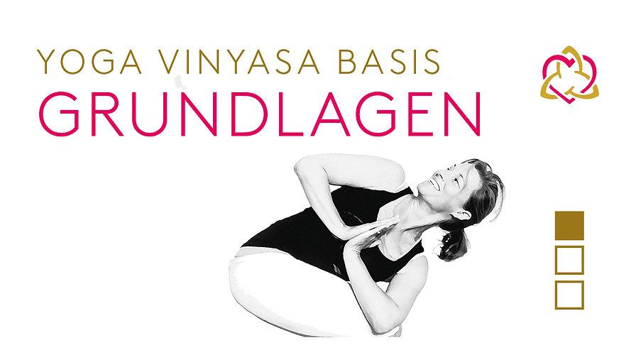Yoga Vinyasa Basis