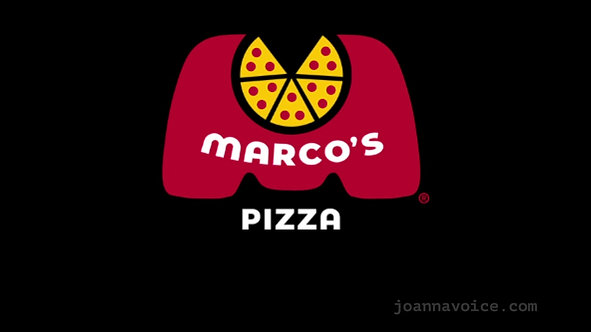 Marcos Pizza sample