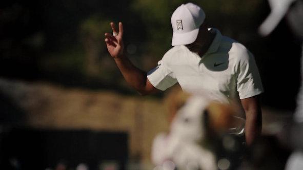 Tiger Woods Vignette