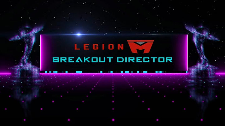 Legion M Breakout Director