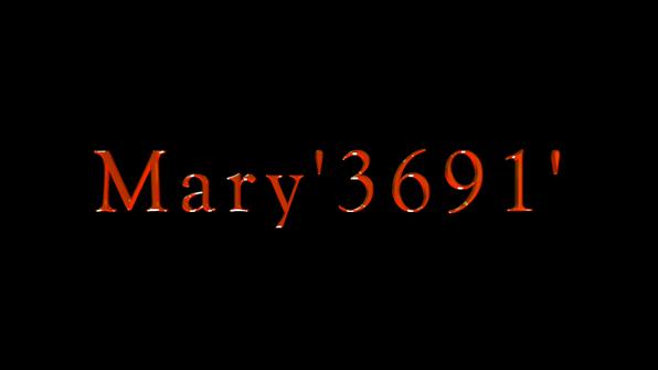 Mary '3691'