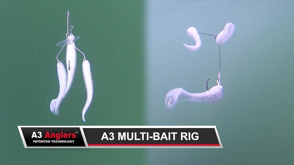 A3 MultiBait Rig