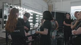 SiennaLi 2020SS Backstage