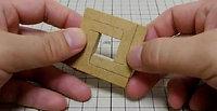 四角形組木「基本タイプ」