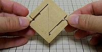 四角形組木「ZS」親切設計