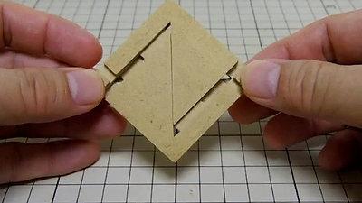 四角形組木「ZS」