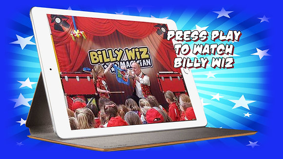 Billy Wiz - Childrens Entertainer Plymouth