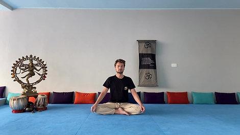 Aula de Yoga - Nível Avançado