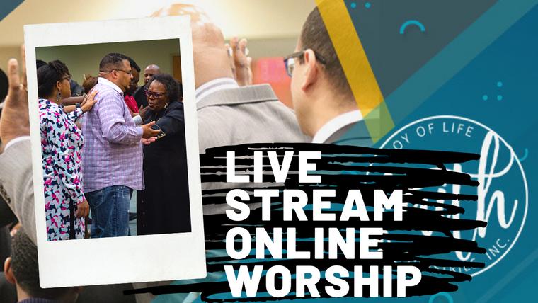 JOL Faith Live Streams