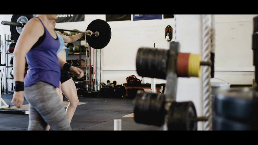 CrossFit AMRAP Film