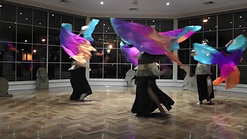 Bluefire Bellydancers Fire In the Belly 2019 Telia