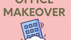 Vlog: Office Makeover + Driveway Cleanup