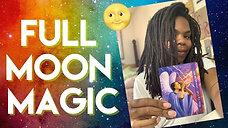 Scorpio Full Moon Vlog - Forgiveness, Spiritual Gifts, and Release